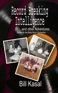 RecordBreaking Intelligence front cover copy