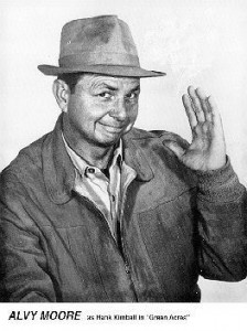 Alvy Moore as Hank Kimball