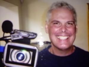 Steve smiling