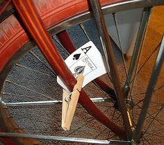 card in spokes