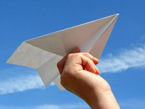 paper airplane 2